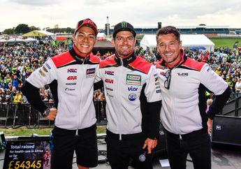 Bukan Cuma Cal Crutchlow, Tim LCR Honda Juga Galau dengan Pembalapnya
