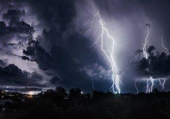 Cuaca Hari Ini, Senin 13 Juli 2020 Jakarta Berawan, Hujan Akan Guyur Bekasi dan Depok Malam Hari