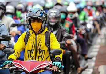 Asosiasi Ojol Ikut Bereaksi Soal Wacana Ganjil Genap Motor di Jakarta