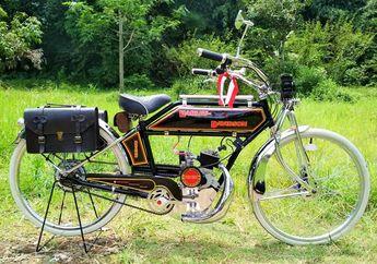 Antik dan Langka, Motor Harley-Davidson Board Tracker 1927 Tampil Menawan Cocok Jadi Pajangan