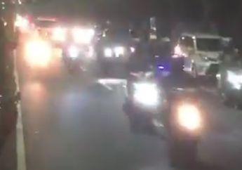 Sempat Dirawat, Driver Ojol Wanita Korban Penjambretan Tutup Usia, Ribuan Driver Ojol Banjiri Kamar Mayat RS Dr. Soetomo Surabaya