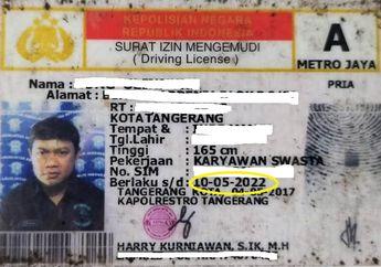 Polisi Kasih Penjelasan SIM Mati Tidak Ditilang, Apa Karena Kasihan?
