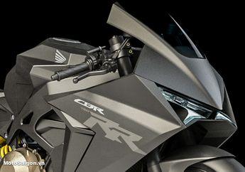 Bikin Penasaran, Inikah Tampang Honda CBR250RR-R Penjegal Ninja 250 4 Silinder?