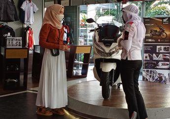 Menuju Masa New Normal, Dealer Wahana Honda Layani Konsumen dengan Protokol Kesehatan yang Ketat