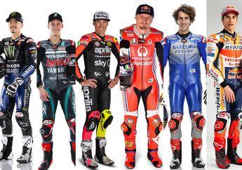 Sudah 8 Pembalap MotoGP Resmi Ngaspal di Musim Depan, Kebanyakan dari Spanyol