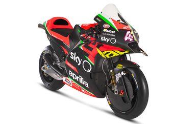 Bos dan Pembalap Yakin Banget Potensi Aprilia RS-GP di MotoGP 2020, Kenapa Pakai Kode Nama RS?