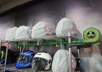 Perlengkapan Riding Tetap Bersih Selama Pandemi Covid-19, Segini Biaya Perawatan Helm dan Perlengkapan Riding
