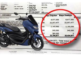 Viral Pasien Sembuh Corona Bagikan Rincian Biaya Perawatan, Totalnya Setara Dua Yamaha All New NMAX Baru!