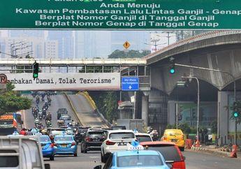 Siap-siap, Aturan Ganjil Genap Motor di DKI Jakarta Bakal Diterapkan Kalau Hal Ini Terjadi