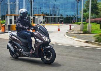 Mantap, Jadi Pesaing Yamaha NMAX dan Honda PCX, SYM Jet 14 Punya Fitur Melimpah, Ada Sakelar Rahasianya!