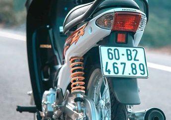 Makin Tua Makin Jadi! Modifikasi Honda Supra X Lawas Tampil Hedon, Pakai Spare Part Anti Murah Nih Bro