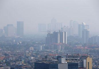 Bikin Bikers Kaget, Baru Banget Masuk PSBB Transisi Jakarta Malah Jadi Penyumbang Polusi Udara Dunia Nomor Dua, Penyebabnya Ternyata Ini
