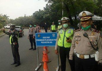 Kabar Penting Bikers, PSBB Tangerang Selatan Masuk Jilid 5, Tempat Umum Ini Siap Dijaga Lewat Pantauan CCTV