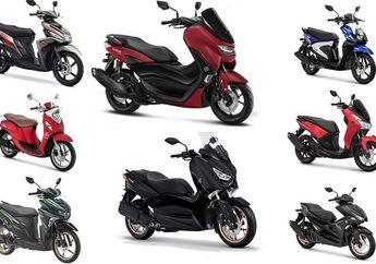 Segini Harga Yamaha NMAX dan Motor Matic Yamaha Lainnya Juni 2020, Banderol Yamaha Mio Series Makin Terjangkau