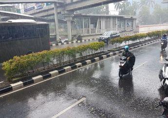 Jangan Lupa Jas Hujan! BMKG Bilang Wilayah Ini Akan Diguyur Hujan Seharian