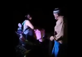 Warga Jogja Geger, Honda Supra Jadi Saksi Bisu Dua Sejoli Bukan Muda Mudi Wik-wik di Bawah Jembatan Gelap-gelapan