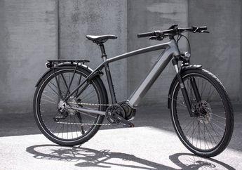 Selain Motor, Triumph Juga Bikin Sepeda  Listrik, Bikers Yang Hobi Sepedaan Bisa Melongo Lihat Harganya