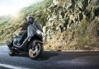Gak Nyangka, Yamaha All New NMAX di Taiwan Kalah Canggih Dibanding Indonesia, Harganya Tembus Segini