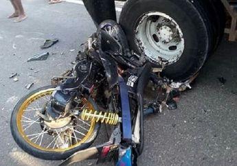 Panas Dingin Lihat Korban Tewas, Ternyata Ini Alasan Ban Cacing Haram Dipakai di Motor Harian