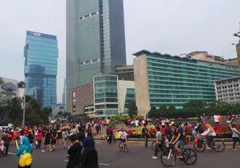 Car Free Day Sudirman-Thamrin Kembali Dibuka, Catat Info Penting Ini Sebelum Bikers Gowes
