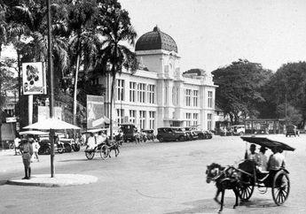 HUT Jakarta ke-493, Begini Sejarah Motor dan Mobil di Tahun 1950-1970