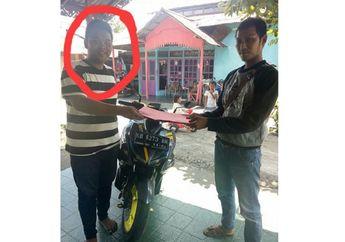 Netizen Dibuat Kesal, Gara-gara Over Kredit Yamaha Aerox Diam-diam, Motor Digelapkan Debitur Baru, Lapor Polisi Dua Hari Pelaku Tertangkap