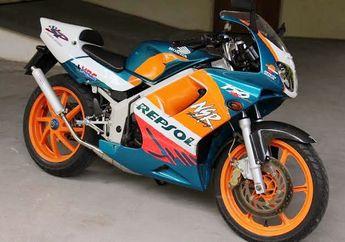Melongo, Ternyata Motor 2-Tak Honda NSR 150 Punya Senjata Rahasia yang Bikin Larinya Kayak Dikejar Setan