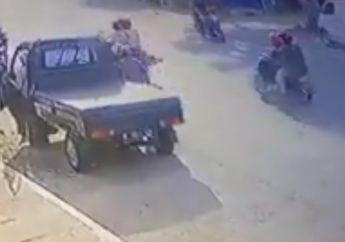 Niat Samper Teman, Bocah 4 Tahun Tewas Tertabrak Saat Menyeberang Jalan