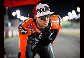 Permanen Gantikan Andrea Iannone? Test Rider Aprilia Bradley Smith Ngegas di Ronde MotoGP Jerez