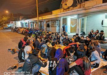 Asyik Nih, Adaptasi Masa New Normal, Klub GSX Community Nusantara (GCN) Adakan Kopdar Serentak