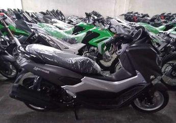 Motor Baru Yamaha NMAX 155 Versi Murah Meluncur Bulan Ini Lampu Depan Dibedakan Model Dual Headlamp Seperti Nouvo Z