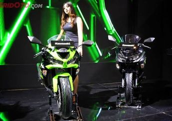 Dijual Rp 317 Juta, Cicilan Kawasaki Ninja ZX-6R Per Bulan Rp 9 Jutaan