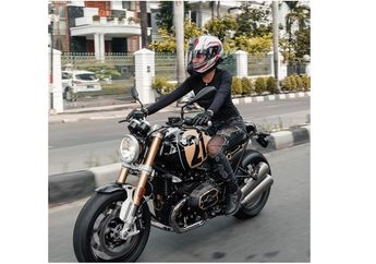 Tidak Hanya Hobi Riding Motor Kesayangan, Artis Cantik Nikita Mirzani Incar Sepeda Sultan Setara 3 Yamaha XMAX