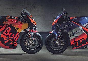 Wuih, Tim KTM Satelit Tech3 Secara Teknis, Setara Tim Pabrikan Lo!