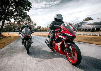 Motor Baru Saingan Honda CBR250RR Resmi Meluncur, Harganya Cuma Segini