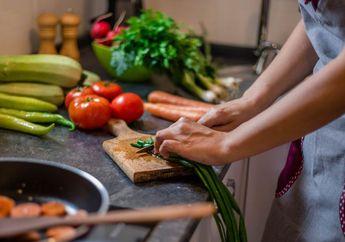 Bahaya, Efek Berbuka Puasa Pakai Sayur Kangkung Dimasak Pakai Oli