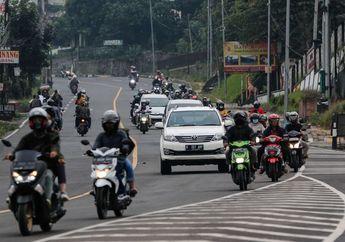 Tamat Gugatan Motor Tak Wajib Nyalakan Lampu di Siang Hari Selesai