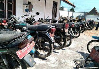 Sikat Bro! Lelang Motor Dinas Pemkab Kudus, Paket 11 Motor Mulai Rp 2 Jutaan