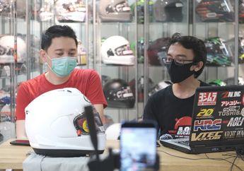 Ulang Tahun Ke-7, Arai Shoei Lovers Indonesia Bikin Gathering Online