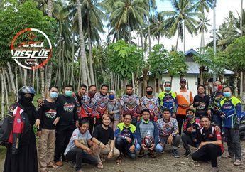 Patut Ditiru, Silaturahmi ARCI Bolmut dan ARCI Bobocha Diisi Kegiatan Bakti Sosial