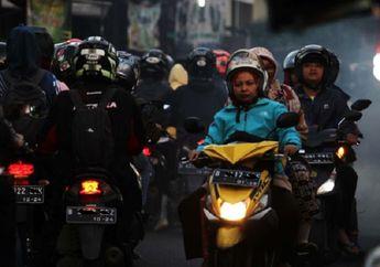 Gak Main-main, Naik Motor Lupa Nyalakan Lampu di Siang Hari Langsung Dipenjara