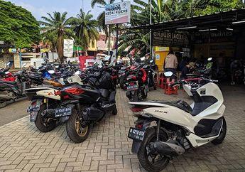 Jadi Rujukan Modifikasi NMAX dan ADV, Kedai Riders Awalnya Servis PS