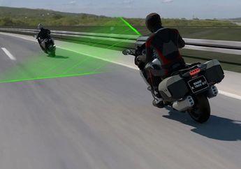 Canggih Banget, BMW Motorrad Siap Pasang Fitur Active Cruise Control