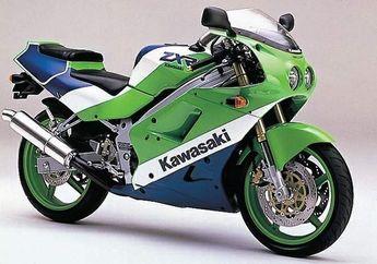 Ini Mbahnya Kawasaki Ninja 250 4 Silinder, Bikers Wajib Sungkem Nih!