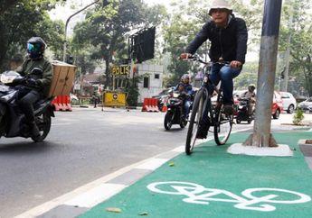 Street Manners: Bikers Harus Paham Beberapa Jalur Sepeda Menurut Ahli Transportasi