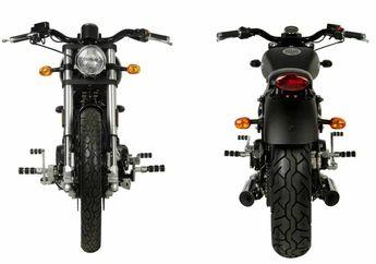 Wuih! Motor Baru Kembaran Harley-Davidson Nongol Lagi, Segini Harganya