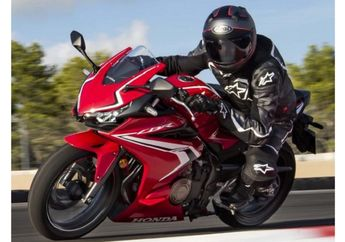 Wuih, Honda CBR400R Siap Diluncurkan, Bakal Jadi Penjegal Yamaha R3?