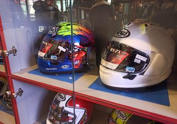 Suka Koleksi Helm, Simak Trik Menyimpan Helm yang Jarang Dipakai