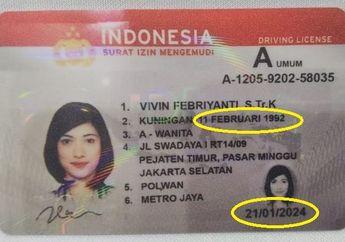 Kapan Masa Berlaku SIM Tidak Berdasar Tanggal Lahir Ditetapkan?
