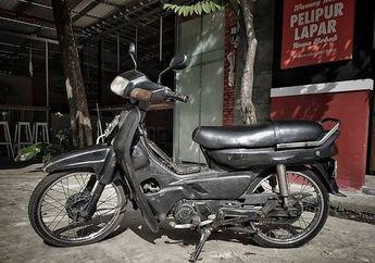 Wuih! Motor Tisna Tukang Ojek Pengkolan Dijual, Harganya Cuma Segini